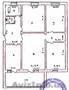 Продается 4 комнатная квартира на втором этаже в кирпичном 4 этажном доме!!!